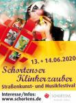 """Schröder-Ward Heide  Int. Straßenkunst- und Musikfestival """" Schortenser Klinkerzauber"""" am 29. & 30.06.2019 - Bewerbungsschluss: 15.02.2019 Strassentheater Strassenmusiker"""