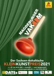"""Vakuum Magdeburger  Sachsen-Anhaltischer Kabarett- und Kleinkunstpreis """"Magdeburger Vakuum"""" Berwerbungsfrist 1. September 2018 Kleinkunstwettbewerbe Kleinkunstpreise"""
